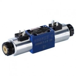Bosch Rexroth Direct Operated Directional Control Valve with Solenoid Actuation Type 4WE 6 Y6X/EG24N9K4