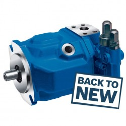 BACK TO NEW Bosch Rexroth Variable Hydraulic Axial Piston Pump Type A10VSO18DRG/31R-VPA12N00
