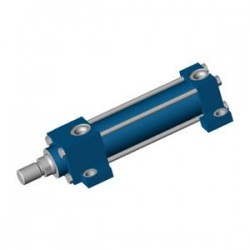 Bosch Rexroth Tie rod single rod cylinder CDT1