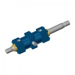 Bosch Rexroth Tie rod double rod cylinder CG70