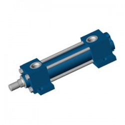 Bosch Rexroth Tie rod single rod cylinder with position measurement system CST4