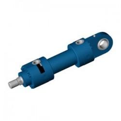Bosch Rexroth Mill type single rod cylinder CDH2