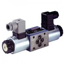 Bosch Rexroth On / off shut-off isolator valves in sandwich plate design Z4WE6