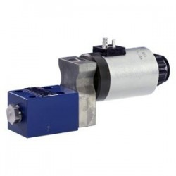 Bosch Rexroth On / off directional seat valves with solenoid actuation SE