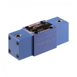 Bosch Rexroth directional spool valves with hydraulic actuation WHZ 6