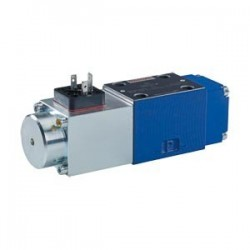 Proportional flow control valves without position control, 2- or 3-way version 3(2)FREX