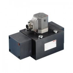 Directional servo-valves in 4-way variant 4WS(E)2E. 16