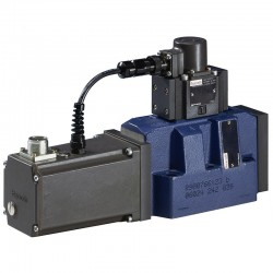Directional servo-valves in 4-way variant 4WSE3E 16