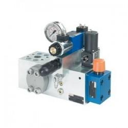 Pump manifold blocks Type PSBD02