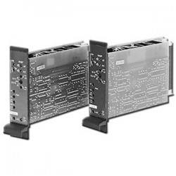 Analog Euro-card format valve amplifiers for control valves VT-VRPA2-5...-1X/RTP