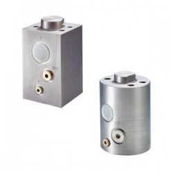 Pump preload valves for SYDFE control system Type SYDZ 0001
