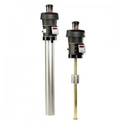 Level and temperature monitoring float switch with ventilation filter Type ABZMS-37
