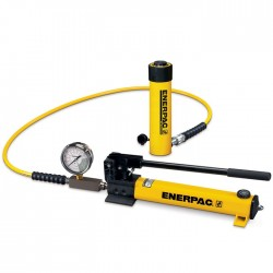 Enerpac SC-series, cylinder-pump sets