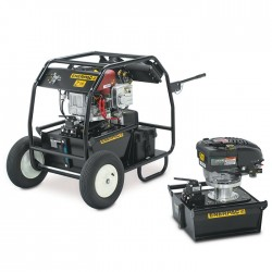 Enerpac ZG Series gas powered hydraulic pumps