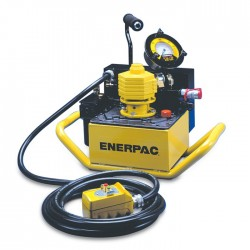 Enerpac PTA-Series compact pneumatic torque wrench pumps