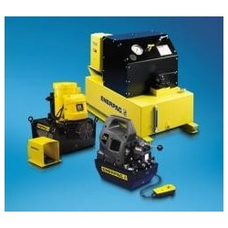 Enerpac Hydraulic pumps, specifically for tensioning apps