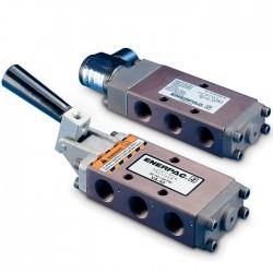 Enerpac Air valves, V, VA, V, RFL-series