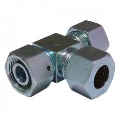 Hydraulic Adjustable Run Tee Couplings Type EL