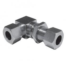 Hydraulic Elbow Bulkhead Couplings Type WSV
