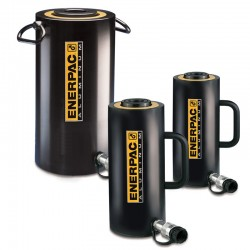 Enerpac RACH-Series Single-Acting Aluminium Hollow Plunger Cylinders