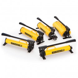 Enerpac P-Series ULTIMA Hydraulic Steel Hand Pumps