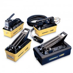 Enerpac PA-Series Turbo II Air Hydraulic Pumps