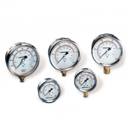 Enerpac G, H-Series, Hydraulic Pressure Gauges