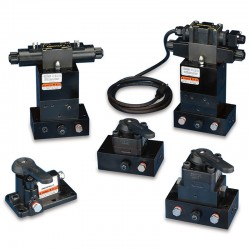 Enerpac VM, VE-Series, Pump Mounted Directional Control Valves