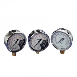 Enerpac GF, GP-Series Hydraulic Force and Pressure Gauges