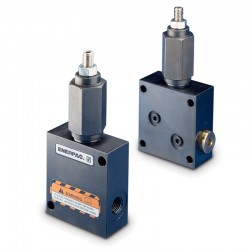Enerpac MVP, WVP, V-series, Hydraulic Sequence Valves