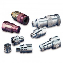 Enerpac A, C, F, T-Series Hydraulic Couplers