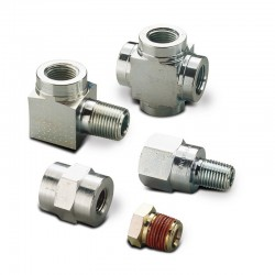 Enerpac FZ and BFZ-Series High Pressure Fittings