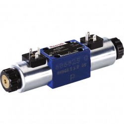 Direct Operated Directional Control Valves with Solenoid Actuation Size 6 / Cetop 3