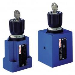 Bosch Rexroth 2-Way Flow Control Valves Type 2FRM