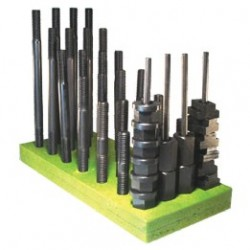 Carr Lane Rotary T Nut and Stud Sets