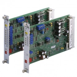 Valve amplifiers without electrical position feedback for proportional valves, analog, Euro-card format VT-VSPA2-1-2X