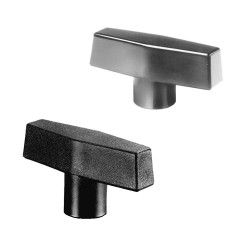 Carr Lane T-Handle Knobs
