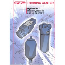 HYDAC- Hydraulic - Basic Hydraulics and Components Training Centre Manual