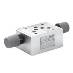 Bosch Rexroth Twin Throttle Check Valve Type Z2FSK 10-2-1X/2QV