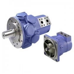 Bosch Rexroth Radial Piston Motors Types MKM & MRM
