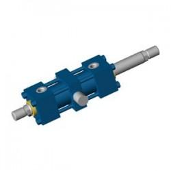 Bosch Rexroth Tie rod double rod cylinder CG210