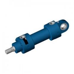 Bosch Rexroth Mill type single rod cylinder CDH1