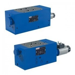 Bosch Rexroth On / off directional seat valves with electro-hydraulic actuation M-Z4SEH
