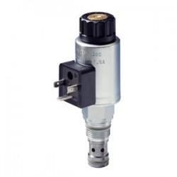 Bosch Rexroth Directional Spool Valves with Wet-pin DC Voltage Solenoids KKDER1 N/P