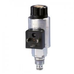 Bosch Rexroth Directional Spool Valves with Wet-pin DC Voltage Solenoids KKDER8 N/P