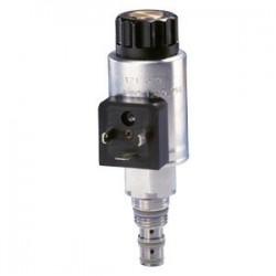 Bosch Rexroth Directional Spool Valves with Wet-pin DC Voltage Solenoids KKDER8 C/G/U