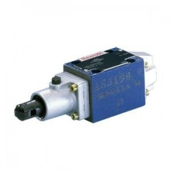 Bosch Rexroth Directional Spool Valves with Roller Actuation WMR 6