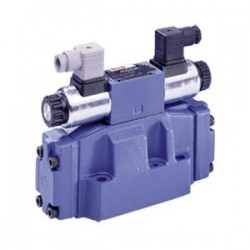 Directional Spool Valves with Electro-hydraulic Actuation WEH