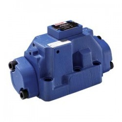 Bosch Rexroth directional spool valves with hydraulic actuation WH 10