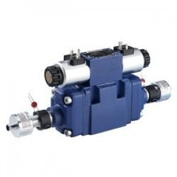 Bosch Rexroth Directional On / off valves with spool position monitoring